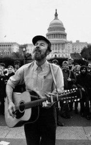 Pete Seeger in Washington