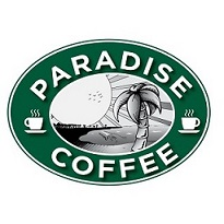 Paradise Coffee Logo Only-greenline44444