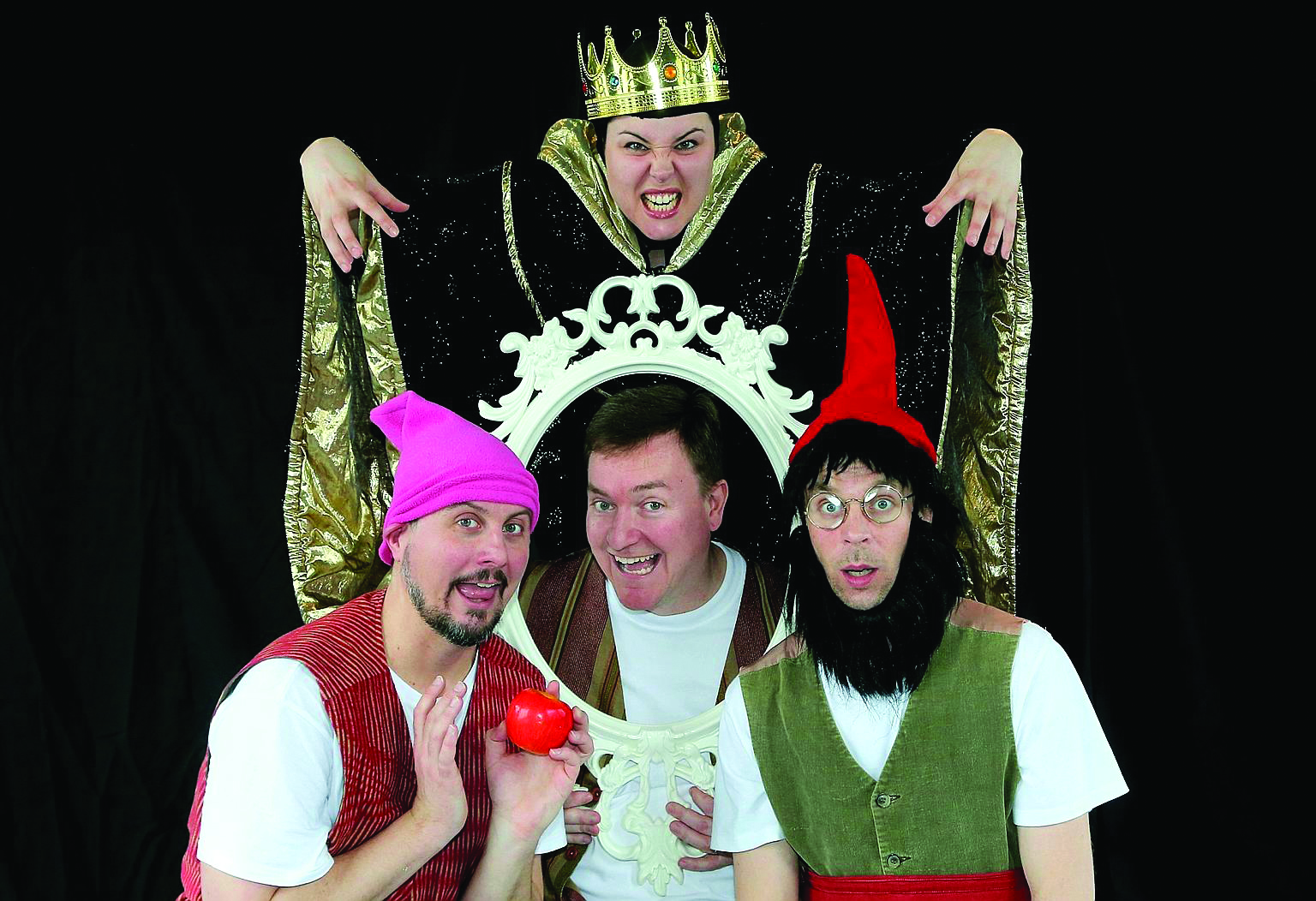 nakids  -Caption for Below:Snow White by Candian group DuffleBag Theatre, one of the shows lined up for ACT 3i's Theatre for Children.##########d##########COURTESY OF ACT 3 INTERNATION
