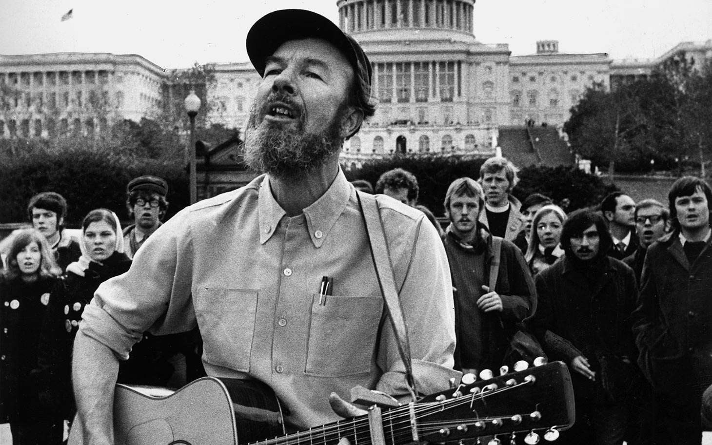 Top 7 Pete Seeger Songs