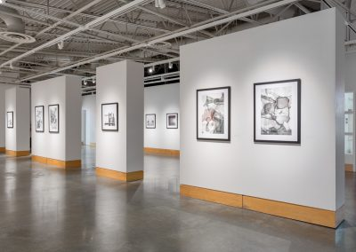 "Art Gallery at Evergreen - Yehan Wang - ""Painting and Photograph"