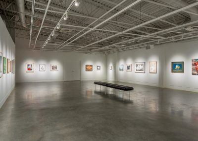 Evergreen Cultural Centre Art Gallery - Coquitlam Collects