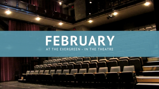 Downstage with David: What's Coming Up In February