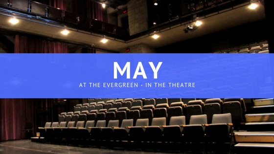 Downstage with David…. May!