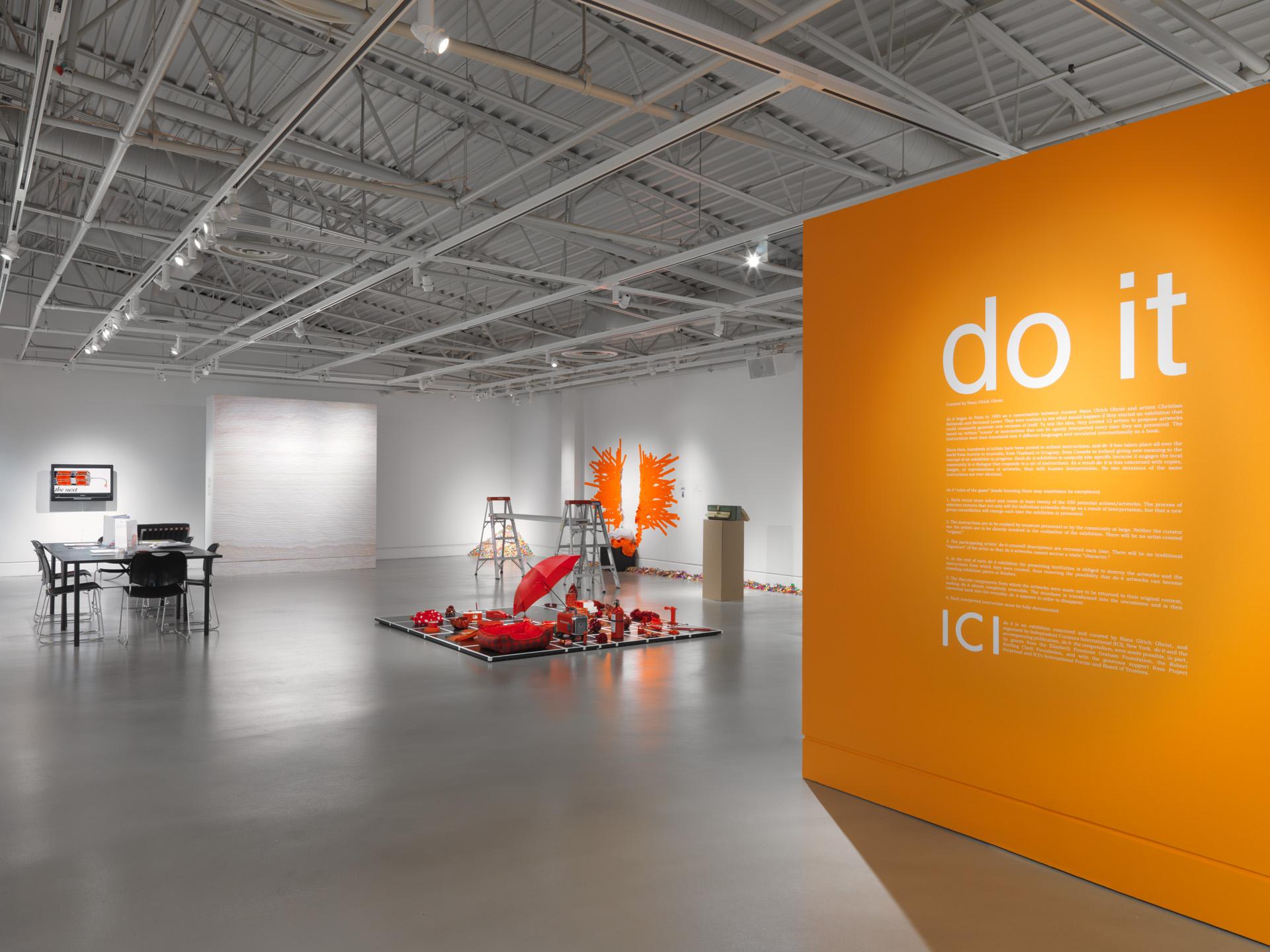 Exhibition D View : View of the exhibition u cmaquettes d étude part iiu d yona friedman