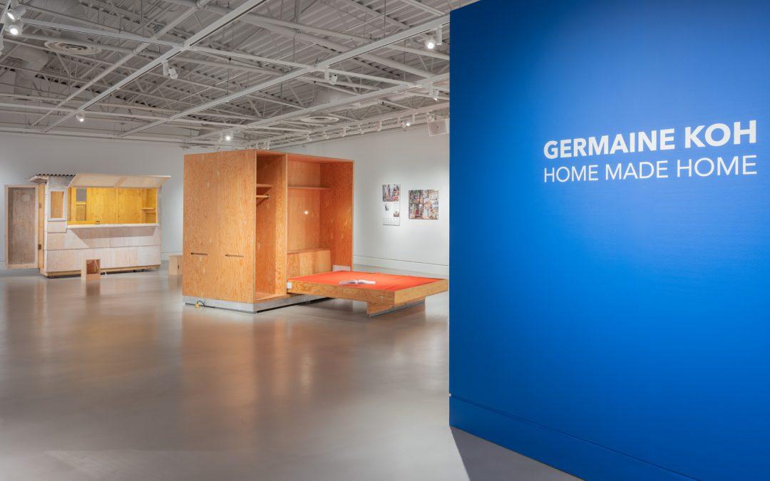 GERMAINE KOH: HOME MADE HOMESeptember 15 - November 4, 2018