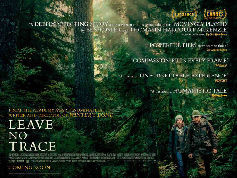 leave-no-trace-movie-poster | Evergreen