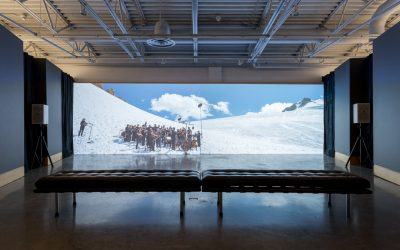 PAUL WALDE: REQUIEM FOR A GLACIERSeptember 6 - October 25, 2014